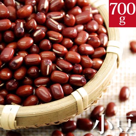 無農薬の小豆